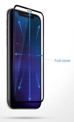 Захисне скло 2E iPhone 7/8 2.5D black color border/Full glue (2E-TGIP-8/7-25D) 2