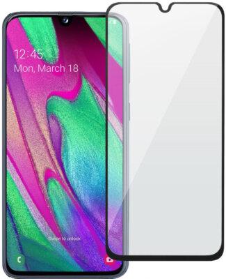 Защитное стекло 2E для Galaxy A40 2.5D FCFG Black Border (2E-G-A40-LTFCFG-BB) 1