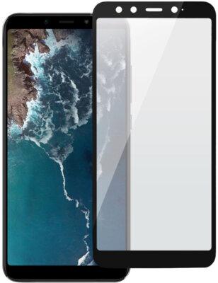 Захисне скло 2E Xiaomi Mi A2 Black, 0.33mm, 3D (2E-TGMI-A2-3D-BB) 1