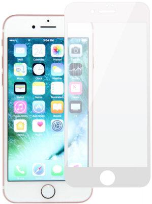 Защитное стекло 2E iPhone 7/8 3D white border FG (2E-TGIP-8/7-3D-WB) 1
