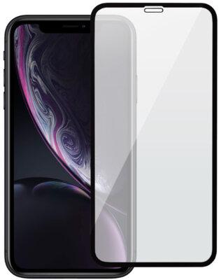 "Защитное стекло 2E iPhone XR 6.1"" 3D black border FG (2E-TGIP-2018-6.1-3D) 1"
