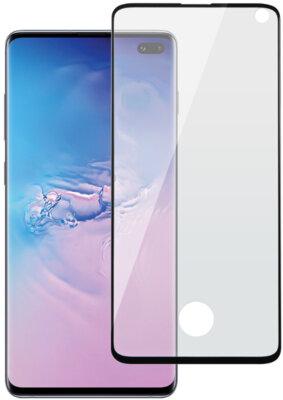 Захисне скло 2E для Galaxy S10 Black border 3D EG (2E-TGSG-GS10-3D-BB) 1