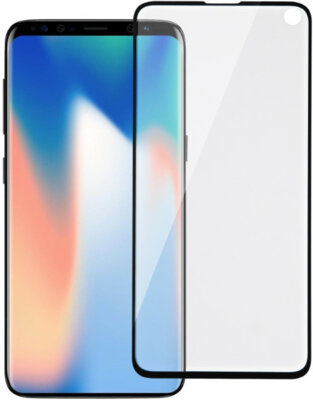 Защитное стекло 2E для Galaxy S10e Black border 3D EG (2E-TGSG-GS10L-3D-BB) 1