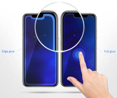 Защитное стекло 2E для Huawei P30 3D FG Black Border (2E-H-P30-LT3DFCFG-BB) 2