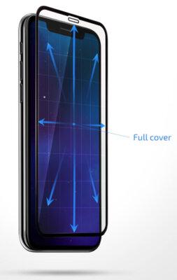 Защитное стекло 2E для Huawei P30 3D FG Black Border (2E-H-P30-LT3DFCFG-BB) 3