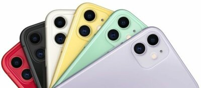 Смартфон Apple iPhone 11 64GB Black 4