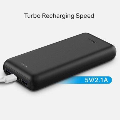 Мобільна батарея TP-Link TL-PB20000 20000mAh Black 5