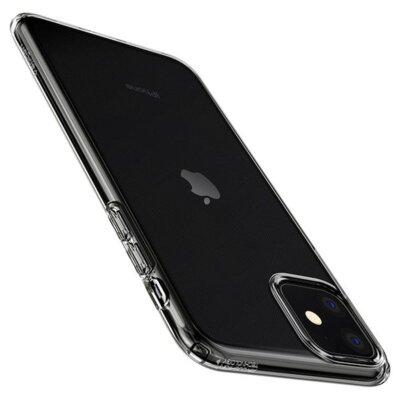 Чехол Spigen для iPhone 11 Crystal FlexCrystal Clear 6