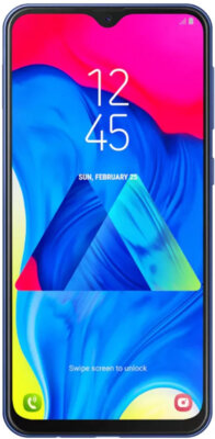 Смартфон Samsung Galaxy M10 M105 Blue 1