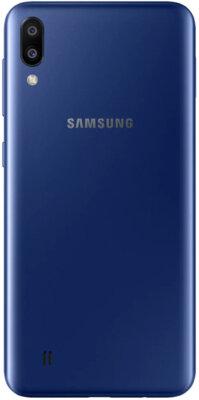 Смартфон Samsung Galaxy M10 M105 Blue 2