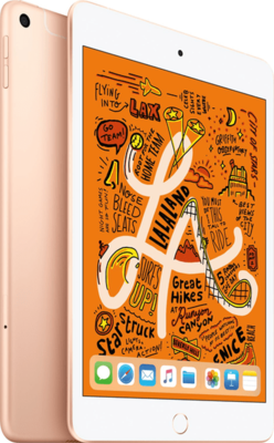 Планшет Apple iPad mini5 64GB Gold (MUX72RK/A) 2019 3