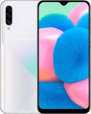Смартфон Samsung Galaxy A30s 4/64Gb Prism Crush White 3