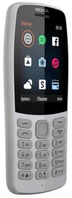 Мобільний телефон Nokia 210 DS TA-1139 Gray 3