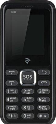 Мобільний телефон 2E S180 DS Black 3