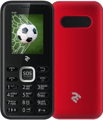 Мобильный телефон 2E S180 DS Red 4