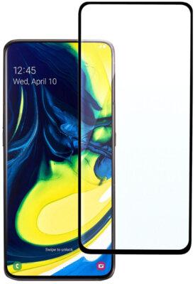 Захисне скло 2E для Galaxy A80(A805)/A90(A905) 3D FG Black 1