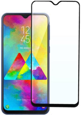 Защитное стекло 2E для Galaxy M20 (M205) 3D FG Black 1