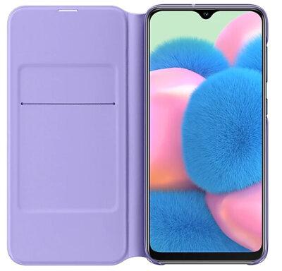 Чохол Samsung для Galaxy A30s (A307F) Wallet Cover Black 2