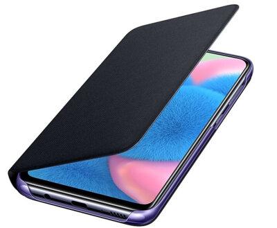 Чохол Samsung для Galaxy A30s (A307F) Wallet Cover Black 3