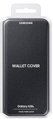 Чохол Samsung для Galaxy A30s (A307F) Wallet Cover Black 5