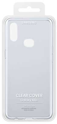 Чехол Samsung для Galaxy A30s (307) Clear Cover Transparent 6