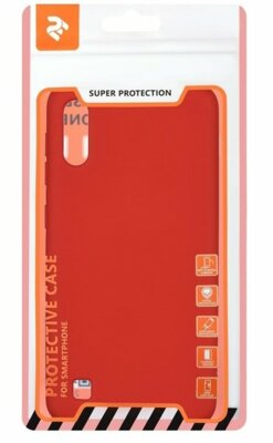 Чохол 2E для Galaxy M10 (M105) Soft feeling Red 3