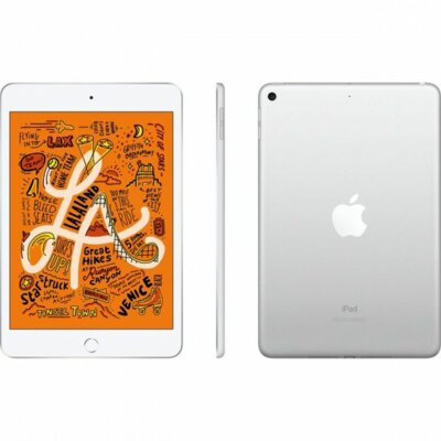 Планшет Apple iPad mini5 256GB Silver (MUU52RK/A) 2019 2
