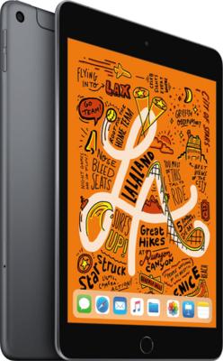 Планшет Apple iPad mini5 256GB Space Grey (MUU32RK/A) 2019 4