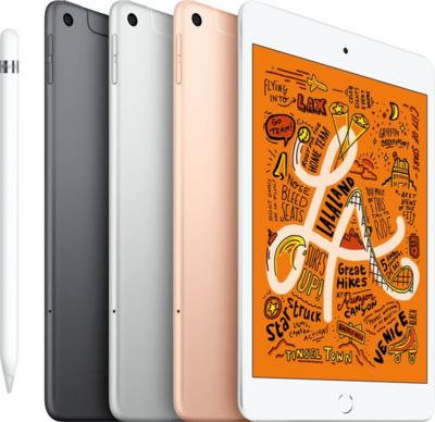 Планшет Apple iPad mini5 64GB Silver (MUX62RK/A) 2019 5