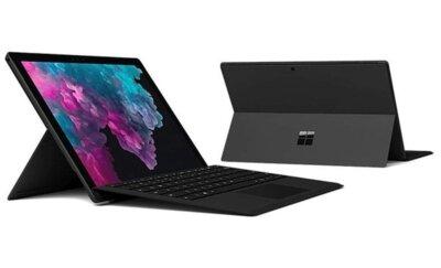 Планшет Microsoft Surface Pro 6 12.3 WiFi 8/256GB Win10Pro Black 6