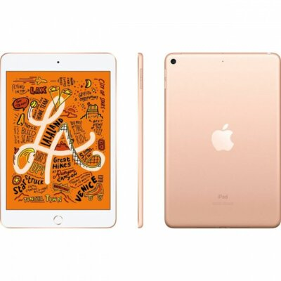Планшет Apple iPad mini5 Wi-Fi 64GB Gold (MUQY2RK/A) 2019 2