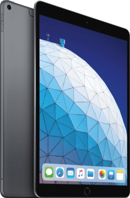 Планшет Apple iPad Air 10.5 Wi-Fi + 4G 64GB Space Grey (MV0D2RK/A) 2019 2