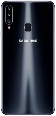 Смартфон Samsung Galaxy A20s SM-A207F Black 2