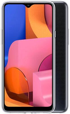 Чехол Samsung для Galaxy A20s (A207) Clear Cover Transparent 3