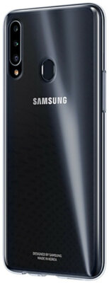 Чехол Samsung для Galaxy A20s (A207) Clear Cover Transparent 4