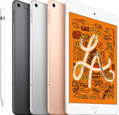 Планшет Apple iPad mini 5 Wi-Fi 256GB Gold (MUU62RK/A) 2019 4