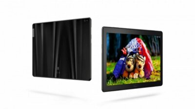 Планшет Lenovo Tab P10 X705L 10.1 LTE 3/32Gb Black 8