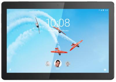 Планшет Lenovo Tab M10 X605L 10.1 LTE 3/32Gb Black 1