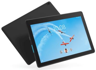 Планшет Lenovo Tab E10 10.1 WiFi 2/16Gb Slate Black 8