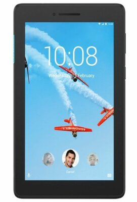 Планшет Lenovo Tab E7 TB-7104I 7 3G 1/16Gb Black 1