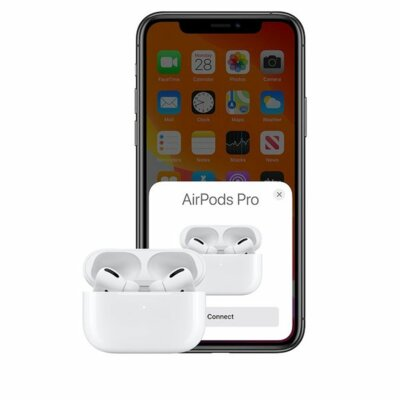 Наушники Apple AirPods PRO (MWP22RU/A) 5