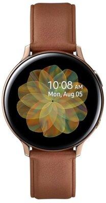 Смарт-годинник Samsung Galaxy Watch Active 2 44mm Stainless steel Gold 1