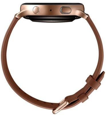 Смарт-годинник Samsung Galaxy Watch Active 2 44mm Stainless steel Gold 2