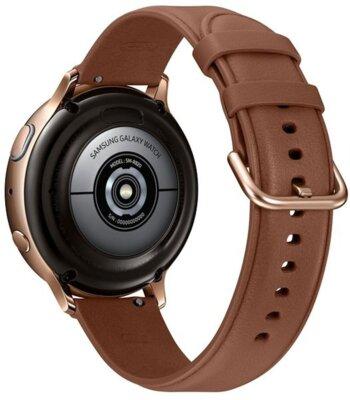 Смарт-годинник Samsung Galaxy Watch Active 2 44mm Stainless steel Gold 4