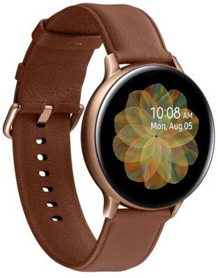 Смарт-годинник Samsung Galaxy Watch Active 2 44mm Stainless steel Gold 6