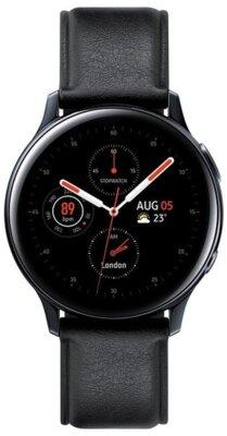 Смарт-часы Samsung Galaxy Watch Active 2 40mm Stainless steel Black 1
