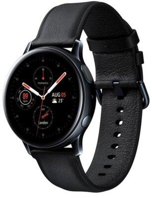 Смарт-часы Samsung Galaxy Watch Active 2 40mm Stainless steel Black 4