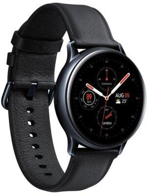 Смарт-часы Samsung Galaxy Watch Active 2 40mm Stainless steel Black 5