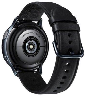 Смарт-часы Samsung Galaxy Watch Active 2 40mm Stainless steel Black 6
