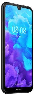 Смартфон Huawei Y5 2/16 2019 (AMN-LX9) Black Faux Leather 5